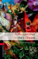 Підручник OBWL 3E Level 3: Midsummer Nights Dream Audio CD Pack
