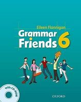 Підручник Grammar Friends 6: Student's Book with CD-ROM Pack