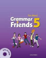 Підручник Grammar Friends 5: Student's Book with CD-ROM Pack