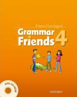 Підручник Grammar Friends 4: Student's Book with CD-ROM Pack