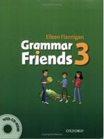 Підручник Grammar Friends 3: Student's Book with CD-ROM Pack
