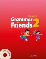 Підручник Grammar Friends 2: Student's Book with CD-ROM Pack (шт)