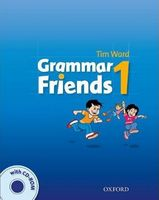 Підручник Grammar Friends 1: Student's Book with CD-ROM Pack