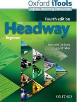 Диск для лазерних систем зчитування New Headway 4th Edition Beginner iTools