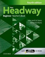 Підручник New Headway 4th Edition Beginner Teacher's Book and Teacher's Resource Disc Pack