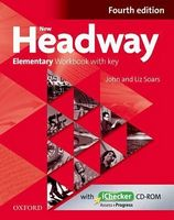 Підручник New Headway 4th Ed Elementary: Workbook with Key & iChecker CD Pack