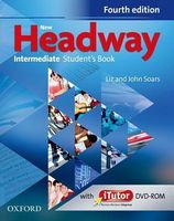 Підручник New Headway 4th Ed Intermediate: Student's Book and iTutor DVD-ROM Pack (шт)