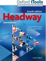 Диск для лазерних систем зчитування New Headway, 4th Edition Intermediate: iTools DVD-ROM