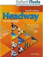 Диск для лазерних систем зчитування New Headway, 4th Edition Pre-Intermediate: iTools DVD-ROM