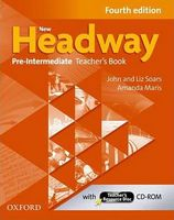 Підручник New Headway, 4th Edition Pre-Intermediate: Teacher's book + Resource Disc Pack
