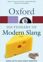 Словник Oxford Dictionary of Modern Slang (шт)