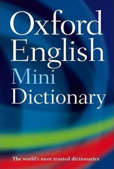 Книга Словник Oxford English Minidictionary 7E Oxford