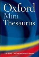 Словник Oxford Mini Thesaurus 4E