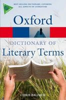Словник Oxford Dictionary of Literary Terms