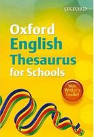 Словник Oxford English Thesaurus for Schools