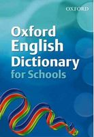 Словник Oxford English Dictionary for Schools