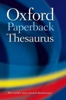 Словник Oxford Paperback Thesaurus