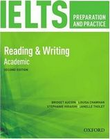 Підручник IELTS Preparation & Practice: Reading & Writing Academic Training Students Book