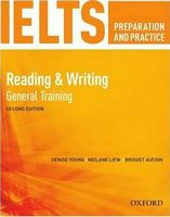 Підручник IELTS Preparation & Practice: Reading & Writing General Training Students Book