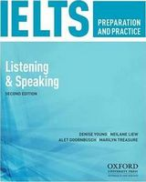 Підручник IELTS Preparation and Practice: Speaking and Listening Student's Book