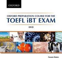 Диск для лазерних систем зчитування :Oxford Preparation Course For TOEFL® DVD