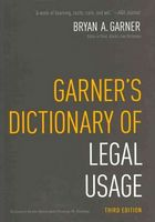 Підручник A Dictionary of Modern Legal Usage