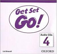 Диск для лазерних систем зчитування Get Set Go 4 Class CD