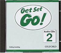 Диск для лазерних систем зчитування Get Set Go 2 Class CD (шт)