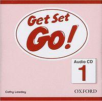 Диск для лазерних систем зчитування Get Set Go 1 Class CD (шт)