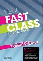 Підручник Fast Class New Ed. SB\online WB Pk