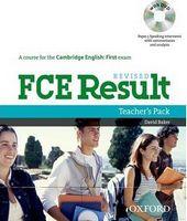 Підручник FCE RESULT (Revised)  Teacher's Pack (шт)