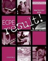 Підручник ECPE Result: Practice Tests & Audio CD Pack