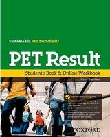 Підручник PET Result!  Student's Book and Online Workbook