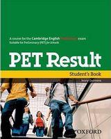Підручник PET Result!: Student's Book (шт)