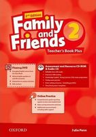 Підручник Family & Friends 2E: 2 Teacher's Book Plus Pack