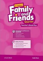 Підручник Family & Friends, 2E: Starter Teacher's Book Plus Pack (шт)