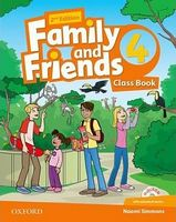 Підручник Family & Friends 2E: 4 Class Book Pack (шт)