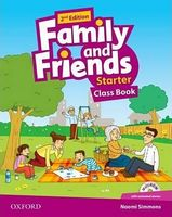 Підручник Family & Friends 2E: Starter Class Book Pack (шт)