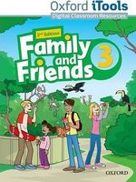 Диск для лазерних систем зчитування Family & Friends 2E: 3 ITOOLS