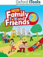 Диск для лазерних систем зчитування Family & Friends 2E: 2 ITOOLS