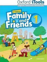 Диск для лазерних систем зчитування Family & Friends 2E: 1 ITOOLS