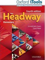 Диск для лазерних систем зчитування New Headway 4th Ed Elementary: Teacher's iTools DVDROM (шт)
