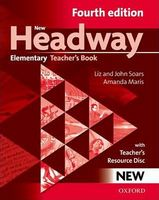 Підручник New Headway 4th Ed Elementary: Teacher's Book & Resource Disk Pack (шт)