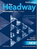 Підручник New Headway 4th Ed Intermediate: Teacher's Book & Resource Disk Pack