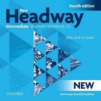 Диск для лазерних систем зчитування New Headway 4th Ed Intermediate: Student's Workbook Audio CD (1) (шт)