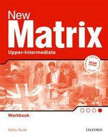 Підручник New Matrix Upper-Int: Workbook