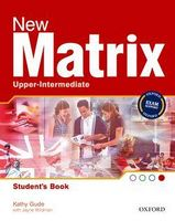 Підручник New Matrix Upper-Int: Students Book