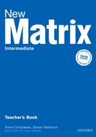Підручник New Matrix Intermediate: TB (шт)