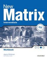 Підручник New Matrix Intermediate: Workbook