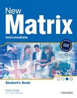 Підручник New Matrix Intermediate: Students Book